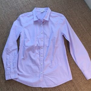 J.Crew gingham shirt size small